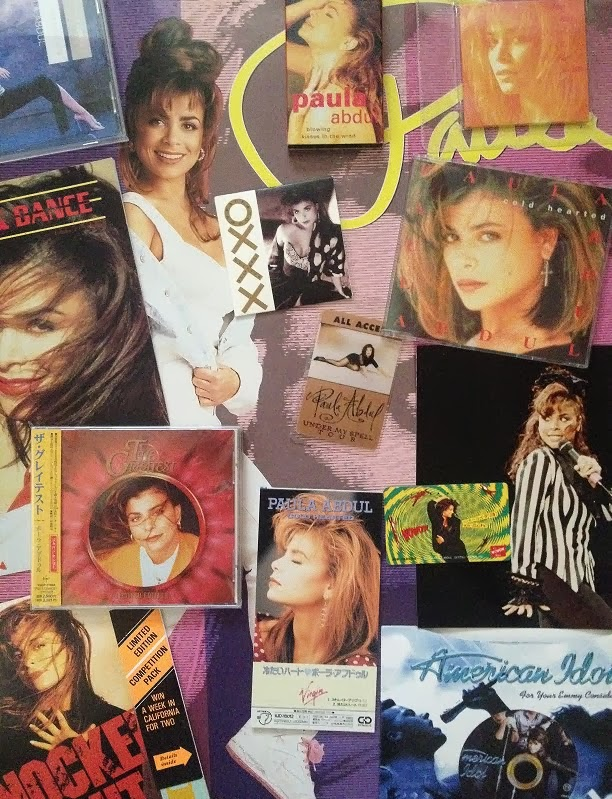 COMING SOON: Paula Abdul >>>>>COLLECTIBLES<<<<<