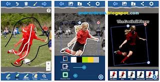 Aplikasi Edit Foto Android untuk mengubah Background Gambar