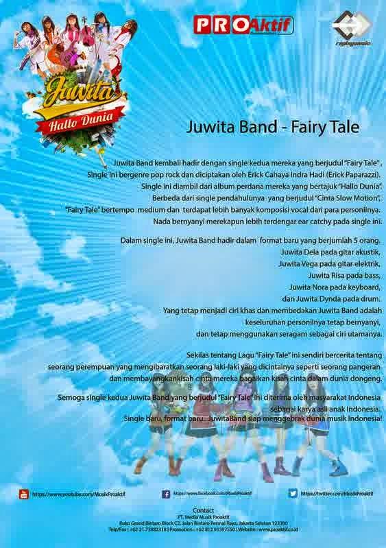 Juwita Band - Fairy Tale