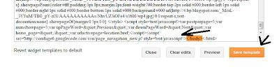 Edit Html dialog box