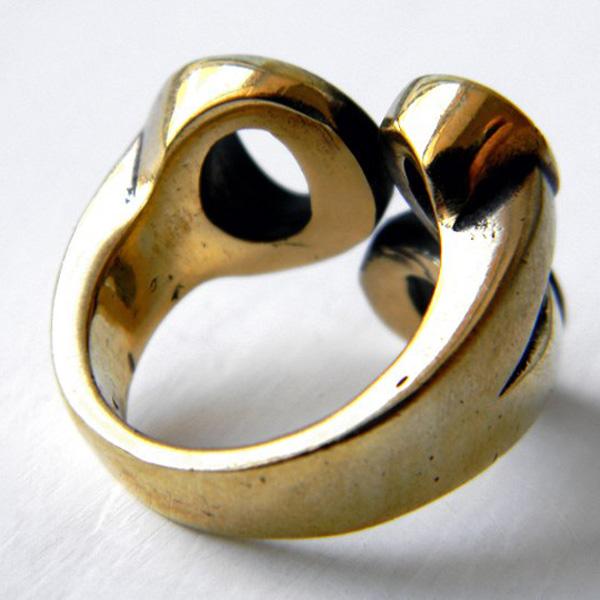 купить украшение из металла бронзовое кольцо подарок