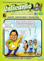 CALICANTO Nº06 SETIEMBRE