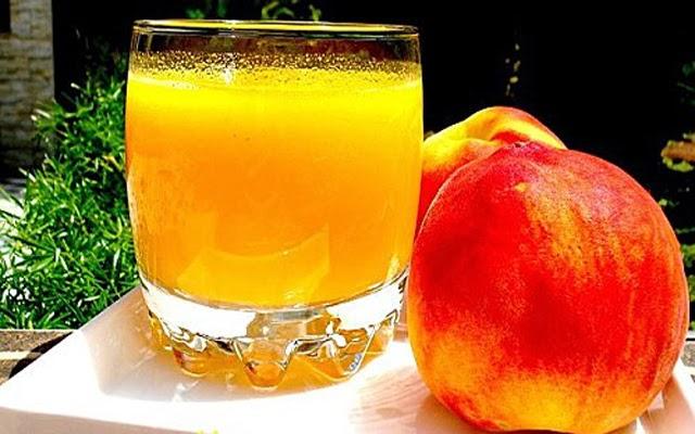 عصير الخوخ Peach Juice