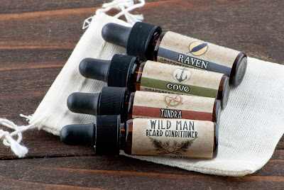 Wild Man Beard Conditioner Sample Pack