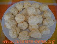 ricetta dolcetti al cocco