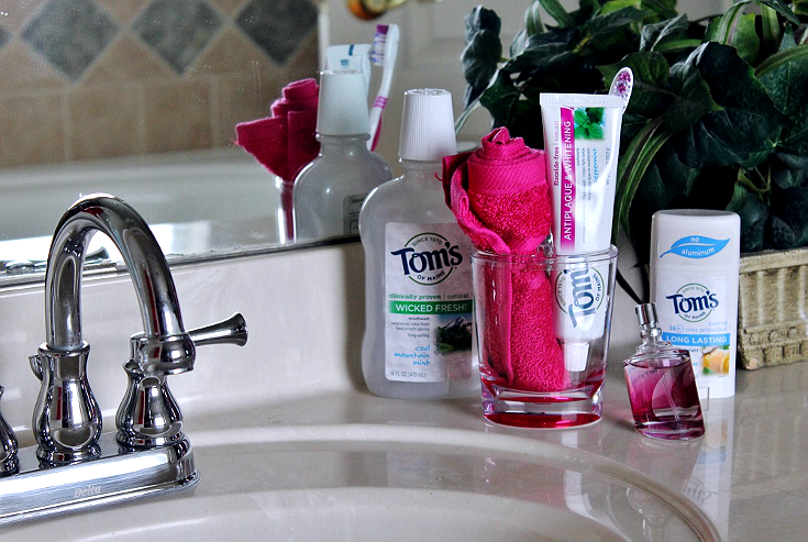 Encourage your tween to make the teen transition with the #NaturalGoodness of Tom's of Maine personal hygiene products. Tom's of Maine Silly Strawberry™ Fluoride Toothpaste, Antiplaque & Whitening Peppermint Fluoride Free Toothpaste, Whole Care® Peppermint and Spearmint Fluoride Toothpaste, and Unisex Long Lasting Apricot Deodorant offer a natural freshness that is gentle on your tween to teen's skin while providing long lasting results. Build a Tween to Teen gift basket and include their favorite products to help get them excited about staying fresh naturally! #ad