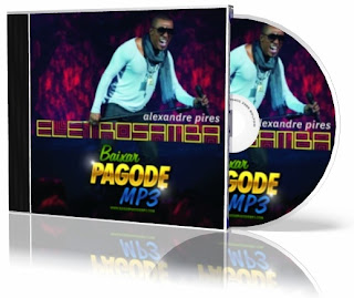 CD Alexandre Pires   EletroSamba Ao Vivo (2012)