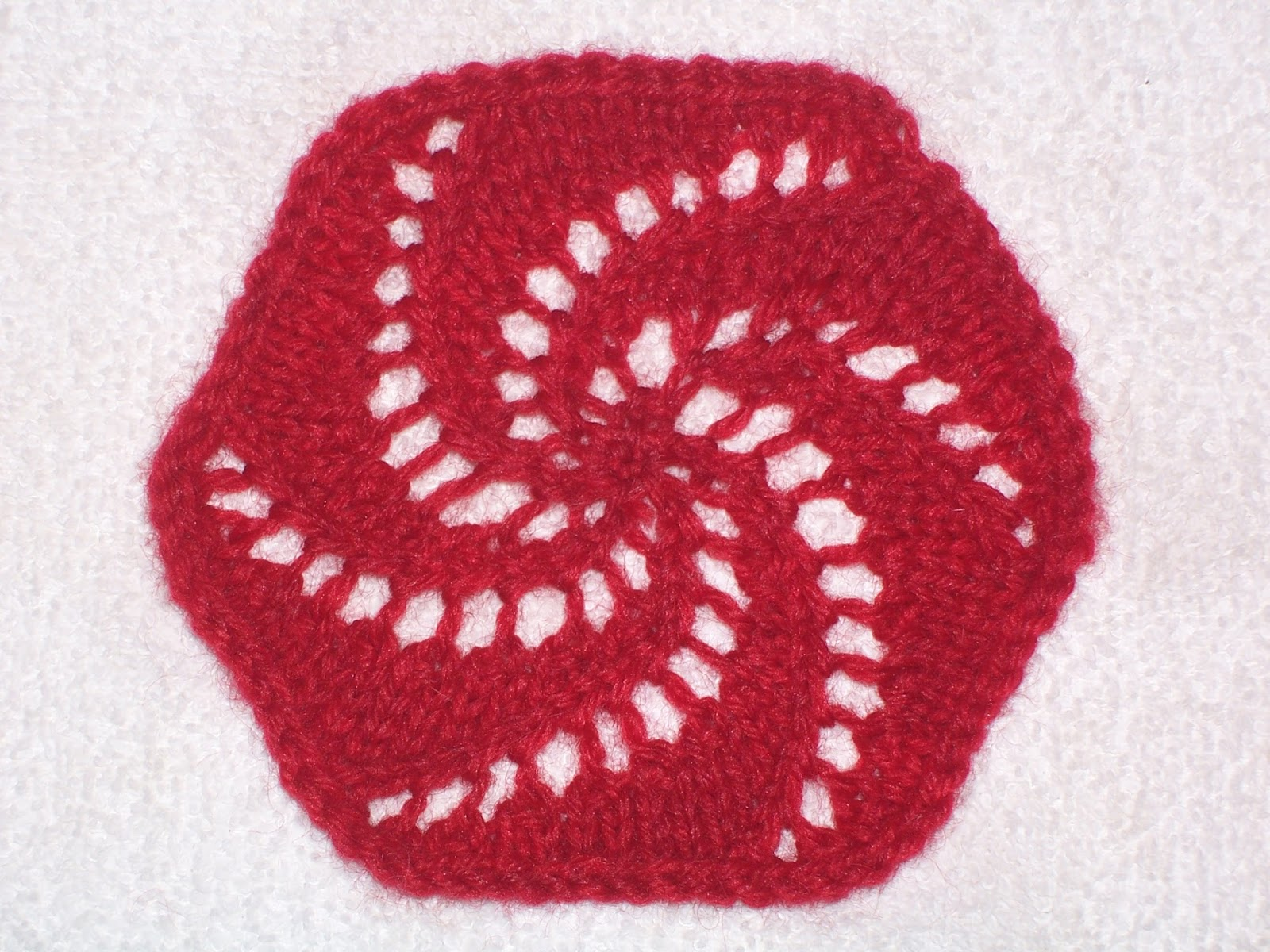 Life gets in the way of my Knitting!: Knitted Pinwheel Motif
