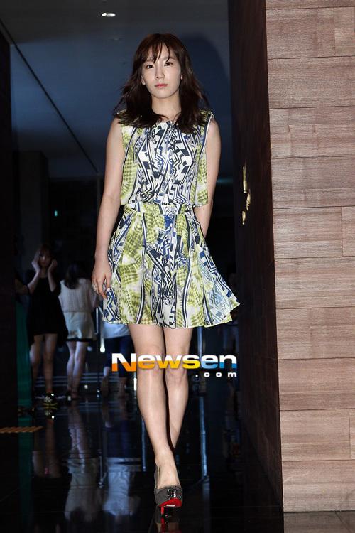 Taeyeon @ Sisley New Product Launching Event Tumblr_m7npt4XURr1qc6cb5o1_500
