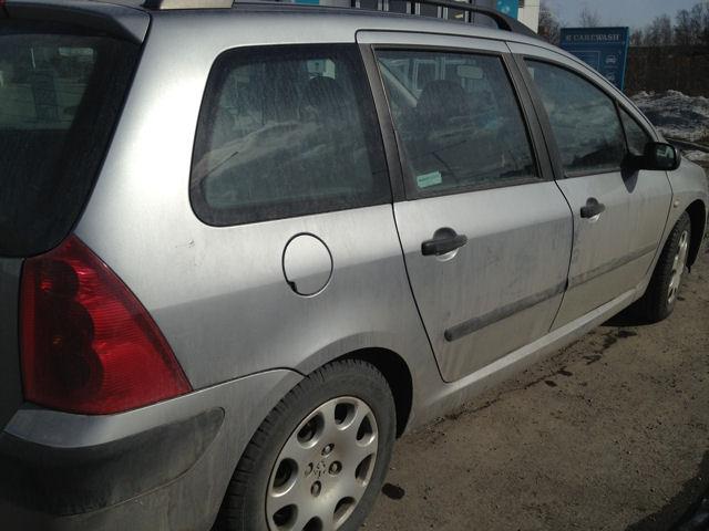 Smutsig bil