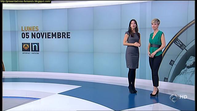 Maria Jose Saez y Esther Vaquero