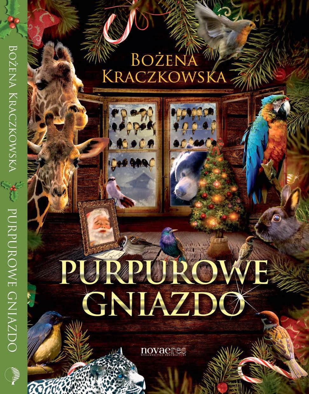 BLOG <br> książki Purpurowe Gniazdo