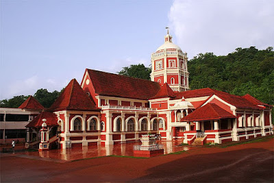 Sri Shantadurga temple,Goa