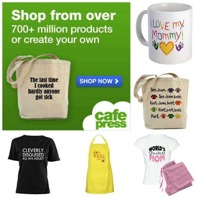 cafepress t-shirts mothers day gifts