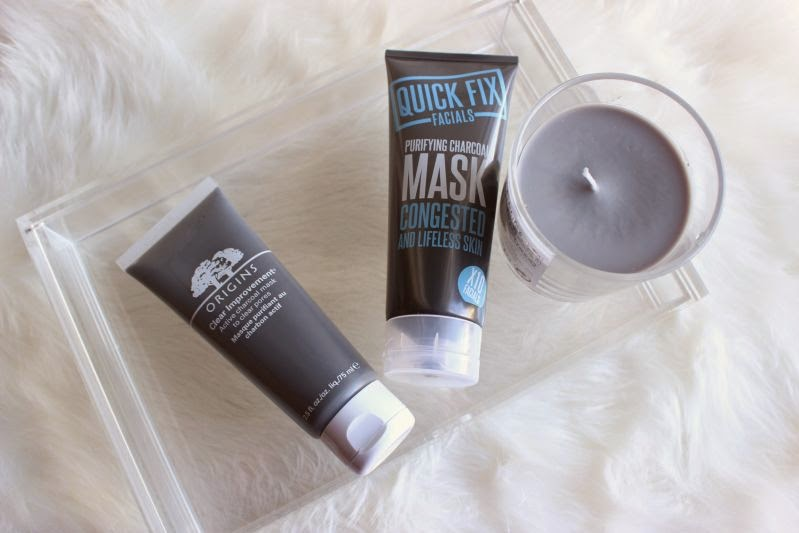 Quick Fix Facial Purifying Charcoal Mask