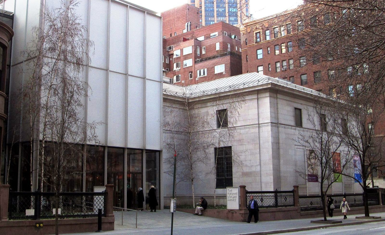 The Morgan Library & Museum em Nova York