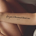 Tatuagens de frase pra se inspirar