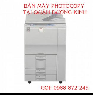 Bán máy photocopy tại quận Dương Kinh
