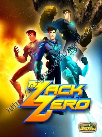 Free Download Games - Zack Zero