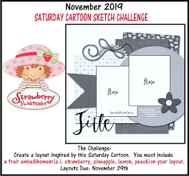 November Saturday Cartoon Inspired Sketch Challenge