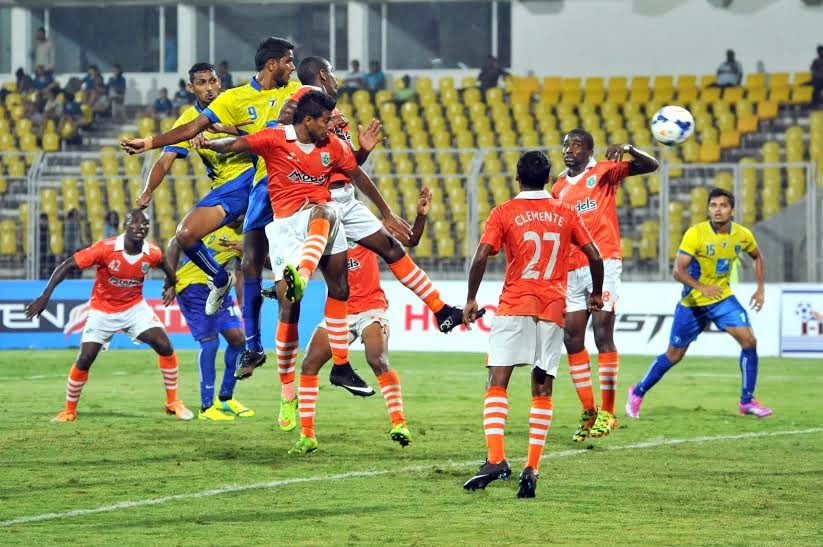 Federation Cup 2014-15 Mumbai FC 1-0 SC Goa