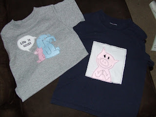 Elephant and Piggie T-Shirts