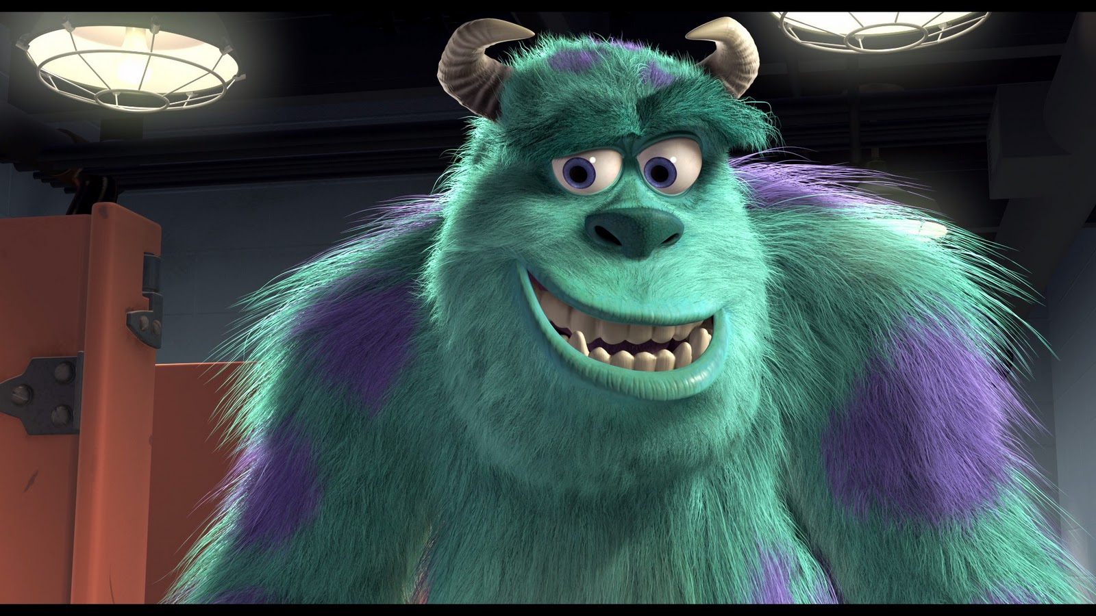 Monsters inc characters pictures Monsters, Inc. - 22 Cast Images Behind The Voice Actors