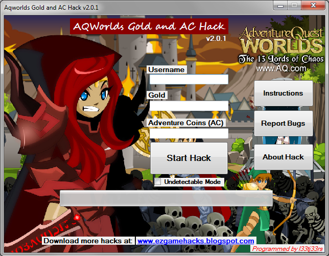Aqw Free Hack Download Mojeng Blog - Free Movie Download