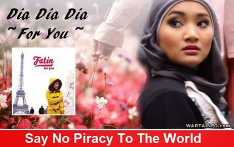 Album Fatin FOR YOU - wartainfo.com