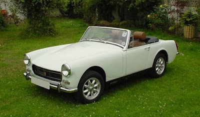 MG J-type Midget (J1, J2, J3, J4) ~ Mg Midget Cars