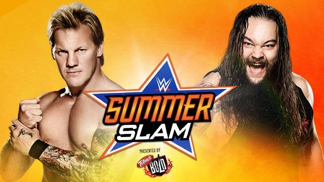 WWE SummerSlam 2014 » Chris Jericho vs. Bray Wyatt