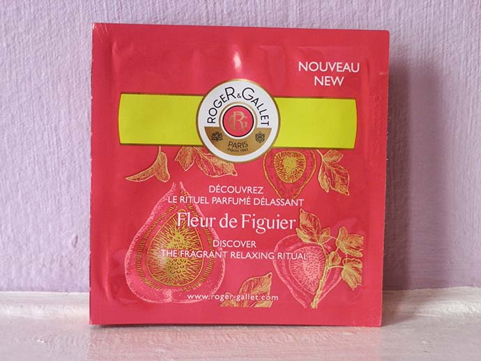 Roger and Gallet R&G Fleur de Figuier Sachets