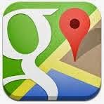Su Google Map il Fondo Verri