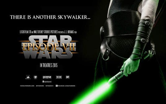 Film Star Wars: Episode VII 2015