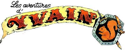 Les aventures d'Yvain - 01-03 (Série complète) Jean Ollivier - José de Huéscar. [Bibliotheca Virtua