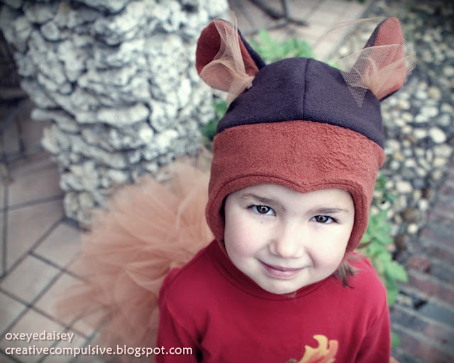 squirrel costume
