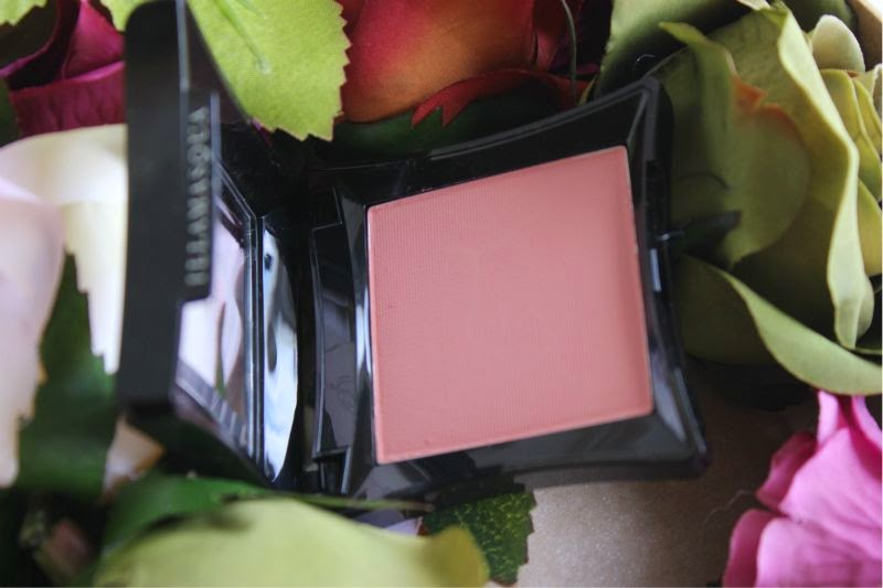 Illamasqua Once Collection Naked Rose Blush
