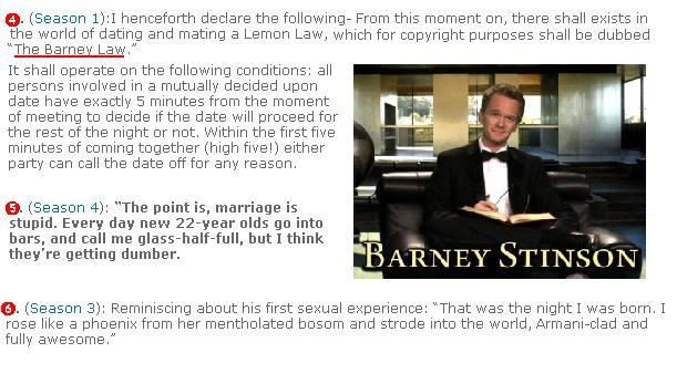 Barny stinson video resume