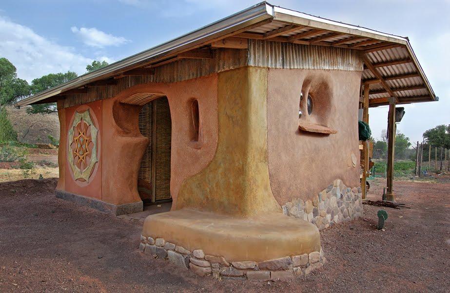 Micoriza aps la casa di paglia a prova di lupo ezechiele - Costruire una casa in paglia ...