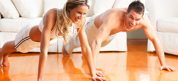 The Most Effective Good At Home Workouts
