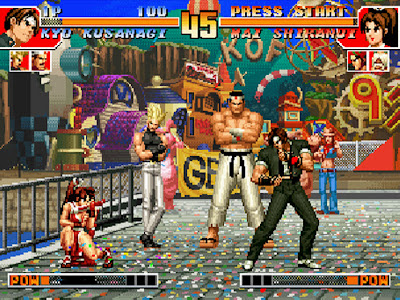 The King Of Fighter 97 Screenshot 3