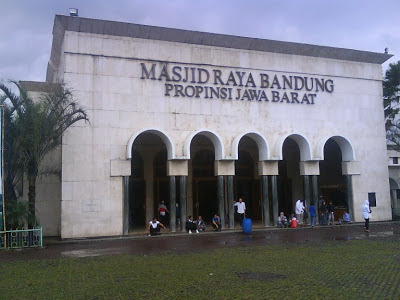 Masjid Raya Bandung Propinsi Jawa Barat
