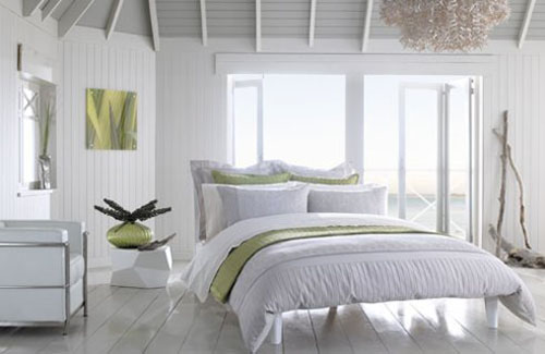 White Color Bedroom Ideas