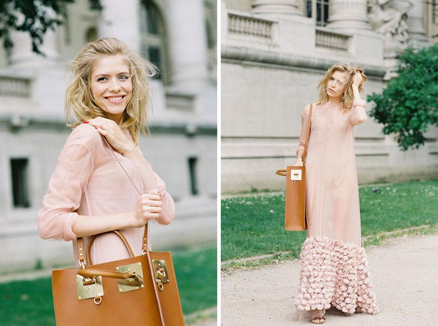 Vanessa Jackman: Paris Couture Fashion Week AW 12/13.Elena