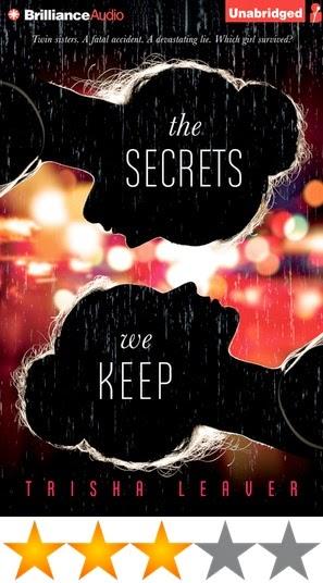 Blogger's Bookshelf. The Secrets We Keep | Trisha Leaver | Unabridged Audiobook |