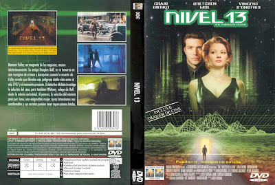 Nivel 13 | 1999 | The Thirteenth Floor (The 13th Floor) - Cover, dvd