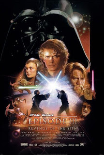 poster Star Wars III