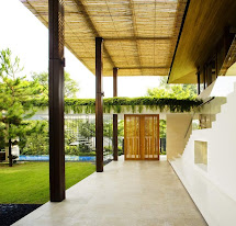 Contemporary Tropical House Design
