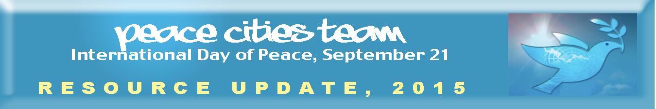 Fiesta Mundial por la Paz