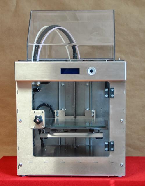 Diy 3d printing 3ntr a4 3d printer from italy - 3d printer italia ...